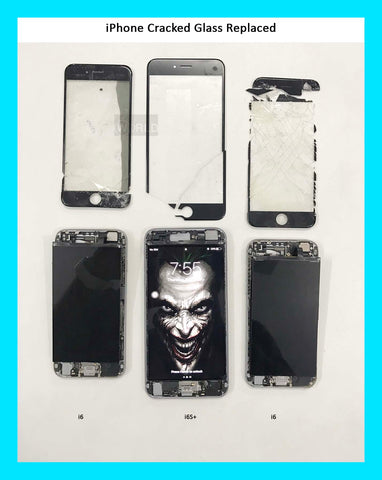 iPhone Display Glass Alone Replacement