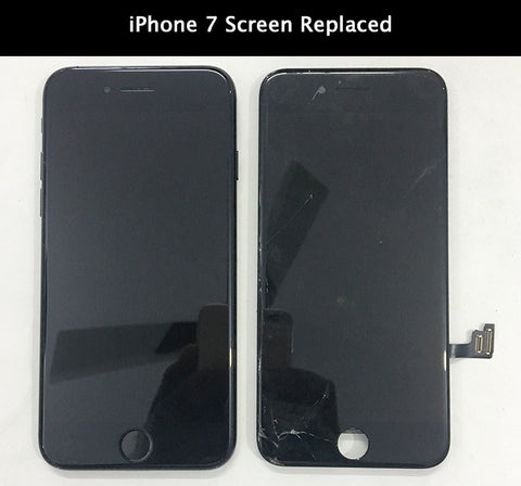 Apple iPhone 7 Cracked Screen Replaced
