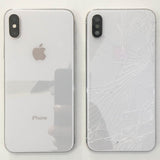 iPhone X Back Glass Broken - Replaced New Housing