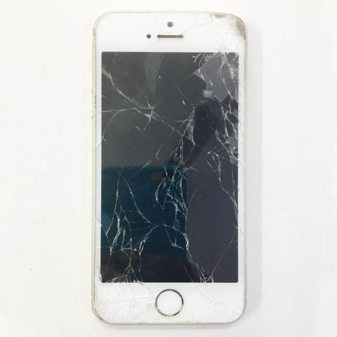 Cracked Display in iPhone SE? We can replace new display
