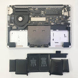 "MacBook Pro Retina 13"" Battery Buldged And Replaced"