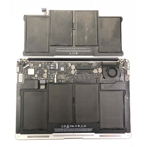 MacBook Air Battery Replaced