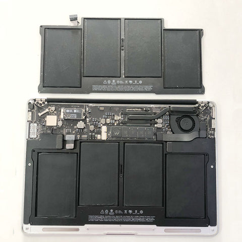 MacBook Air 13 inch Battery Replaced A1466