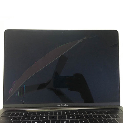 "MacBook Pro 13"" Touch Bar Model Display Broken And Replaced"