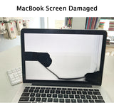 MacBook Pro Retina Display Replaced