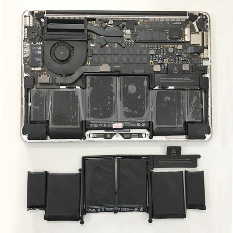 MacBook Pro Retina Battery Changed