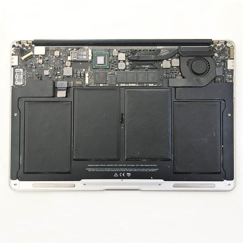 "MacBook Air 13"" Battery Damaged And Replaced"