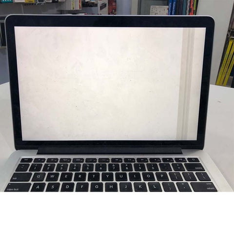 MacBook Pro Retina 2015 model display changed - A1502