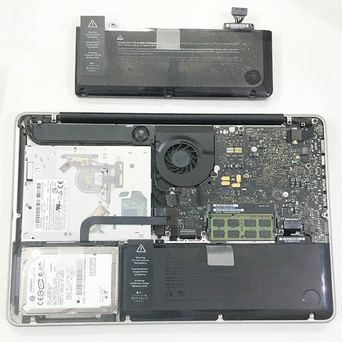 MacBoo Pro 13inch A1278 Model Battery Replaced With Warranty