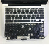 MacBook Pro New Keyboard Replaced