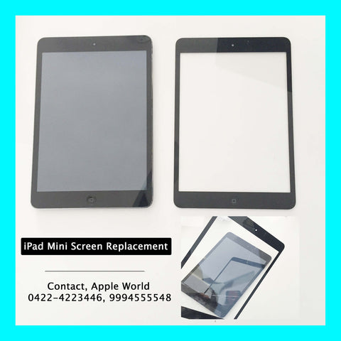 iPad Mini Black - Screen Replaced