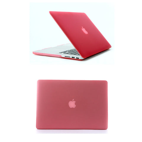 MacBook Pro 13 inch Retina Display Pink Colour Hard Shell Matt Finish Body case