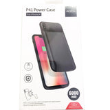 Rock iPhone X Power Bank Case - 6000Mah