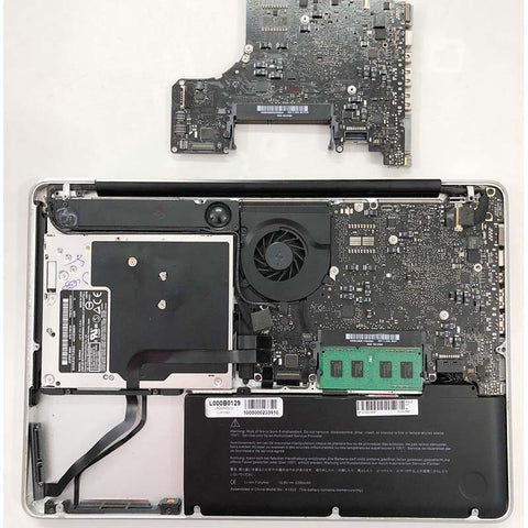 MacBook Pro Motherboard Replaced