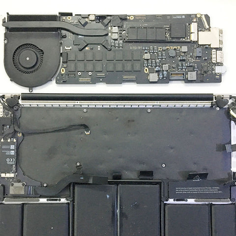 MacBook Pro Retina 13 motherboard repairs @ 5500