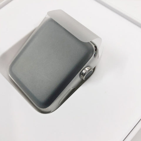 Refurbished Apple iWatch 42MM Series 1 - Stainless Steel - Silver Colour