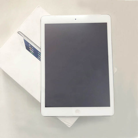Used iPad Air 64GB Wifi + Cellular - Silver Colour for sale