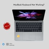 MacBook Keyboard Not Working?  We Can Replace Keyboard For All Models - iPlace Coimbatore