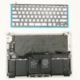MacBook Pro Retina Keyboard Backlight Replaced
