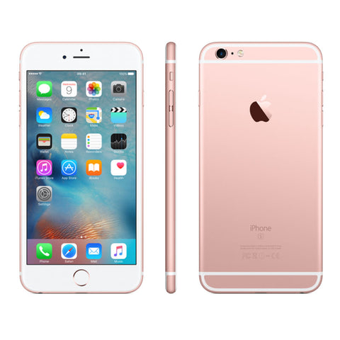 Refurbished iPhone 6S 64GB Rose Gold - Apple World Coimbatore