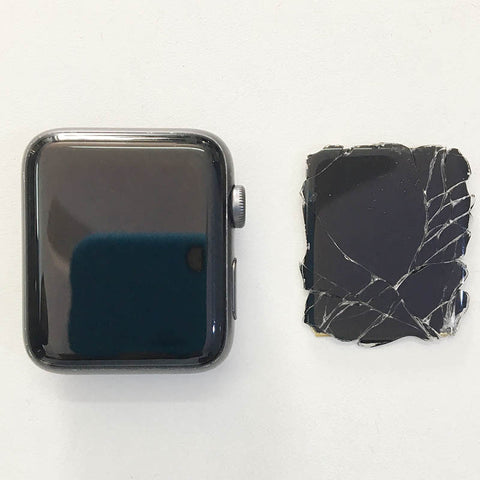 Apple iWatch Series 2 Display Broken - Replaced