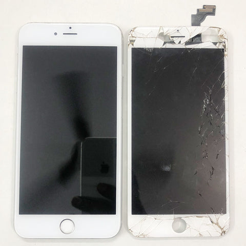 iPhone 6 Cracked Display Replaced