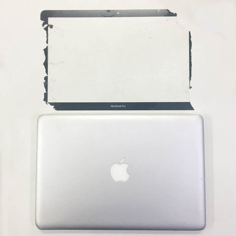 "MacBook Pro 13"" Display Glass Broken -  Replaced"