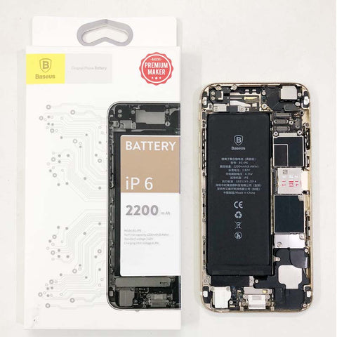 iPhone 6 Battery Replaced with Higher Capacity