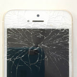 iPhone SE display glass cracked? We can fix it