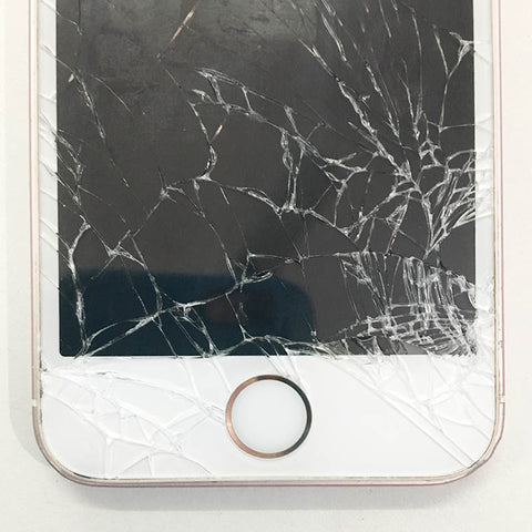 Display Broken in iPhone SE, We Can Replace New Display