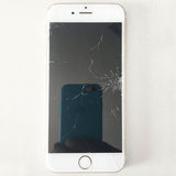 Display Glass Cracked In iPhone 6s, New Display Glass Alone Replaced With Warranty