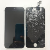 iPhone 5S Display Broken, New Display Replaced With Warranty