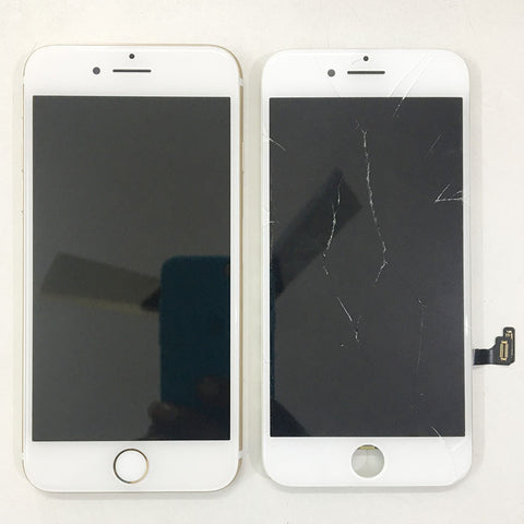 iPhone 7 Display Glass Cracked? We Can Replace Glass Alone - Apple World Coimbatore