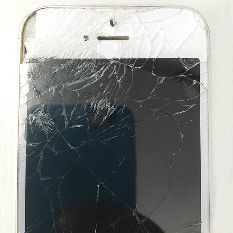Apple iPhone 5S Display Broken, New Display Replaced