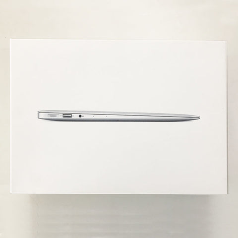 "Used MacBook Air 13"" Core i5 8GB RAM 128GB HDD At Rs.37,999/-"