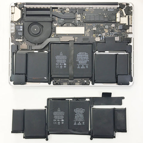 MacBook Pro Retina 13' New Battery Replaced - Apple World Coimbatore