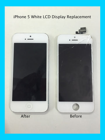 iPhone 5 LCD replacement