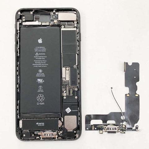 iPhone 7 charging port replaced