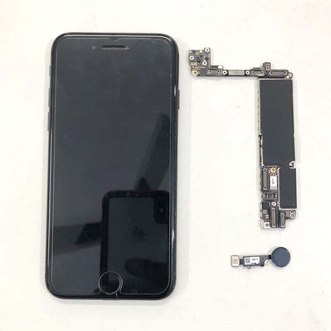 iPhone 7 32GB motherboard replaced