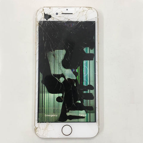 iPhone 7 Display Replaced With Warranty