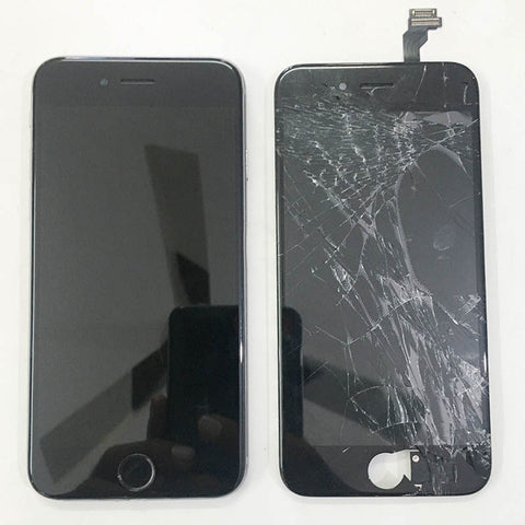 Apple iPhone 6S Display Damaged And Replaced With Warranty