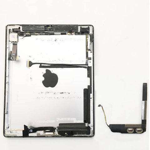 Apple iPad 2 Speaker Problem And Replaced