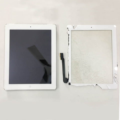 Apple iPad 3 Broken Screen Replaced