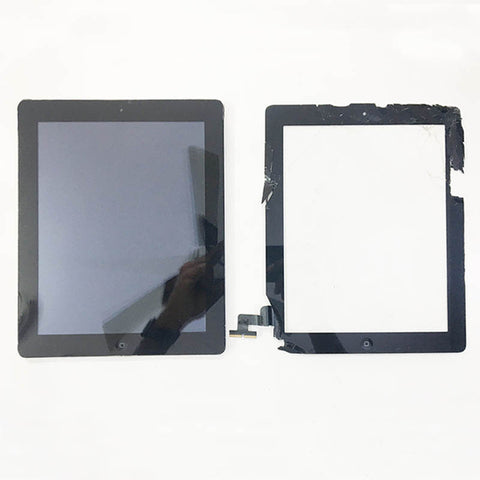 iPad 2 Display Glass Broken - Replaced