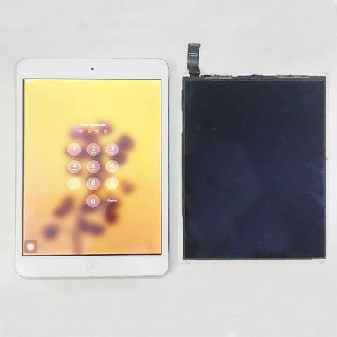 iPad Mini LCD Damaged Inside And Replaced