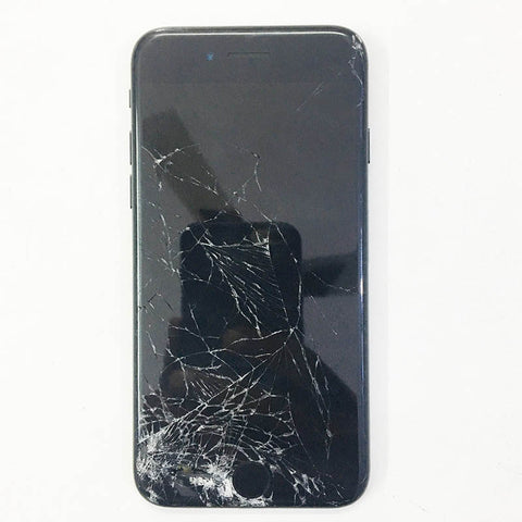 iPhone 7 Display Broken And Replaced
