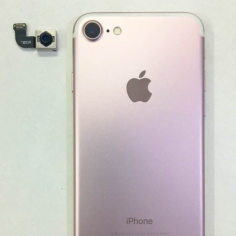 iPhone 7 Back Camera Dead - Replaced