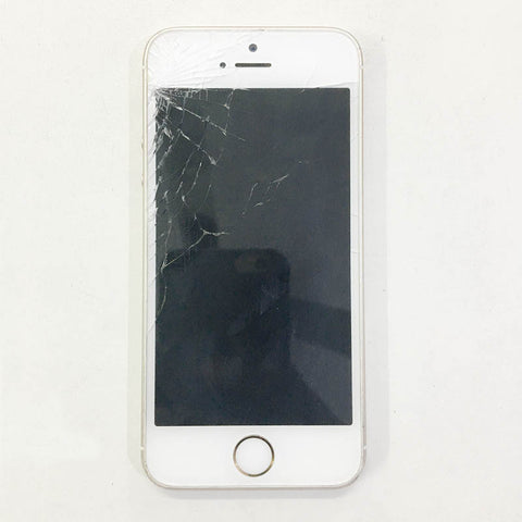 iPhone 5S Display Cracked And Replaced