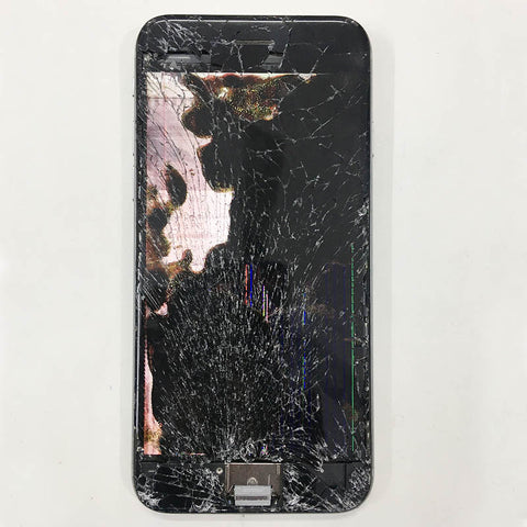 iPhone 6S Damaged Screen Replaced