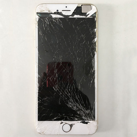 huge selection of 9472e 98bb7 iPhone 6 Plus Display Broken